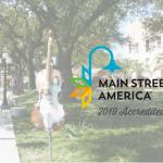 Opelousas Main Street Receives 2019 Accreditation