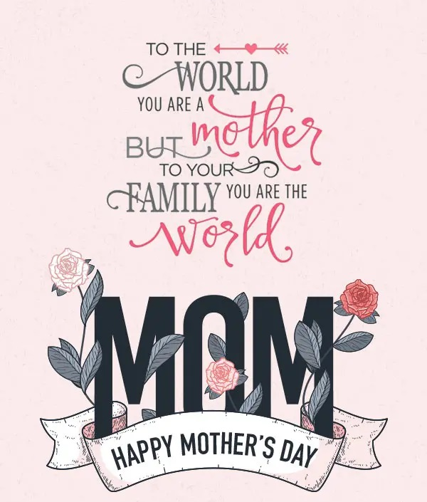 Happy Mother's Day from the City of Opelousas